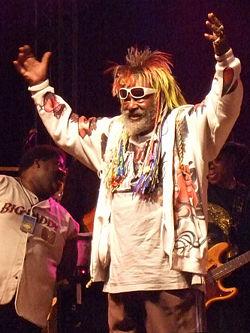 Georges Clinton et Funkadelic au Bataclan