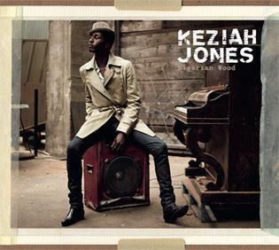 Le retour de Keziah Jones