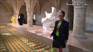 Orlan à l'Abbaye de Maubuisson