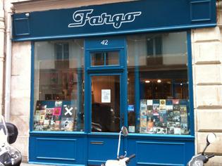 Le label Fargo ouvre sa boutique