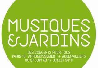 Musique et Jardins