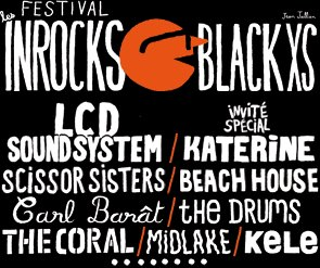 Festival des Inrocks Black XS