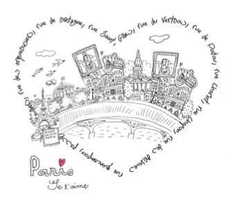 Paris je t'aime du 14 au 28 février