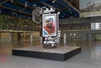M/M au centre Pompidou et à la galerie Air de Paris