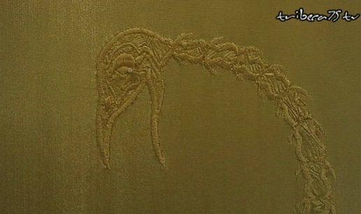 'Subtil textile' à la galeries des galeries