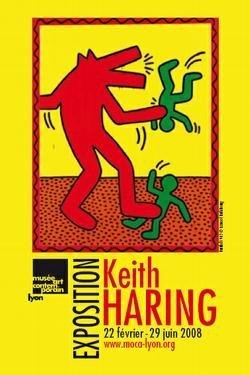 Keith Haring au MOCA de Lyon