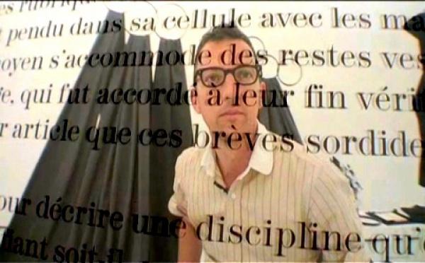 """""""Au delà du vêtement"""", Olivier Saillard à la Galerie des galeries"""