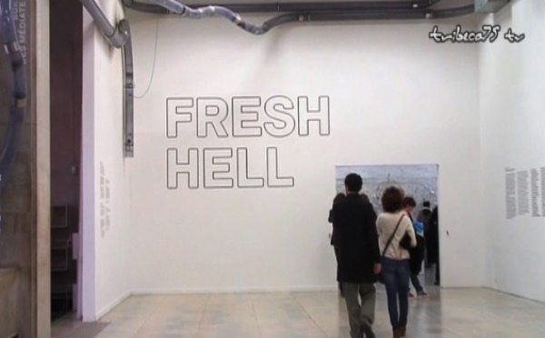 Dans le cerveau d'un artiste : Fresh Hell au Palais de Tokyo