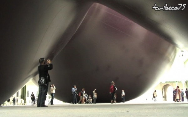"""Retour sur : Le """"Monumenta"""" d'Anish Kapoor"""