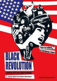 """Festival """"Black Revolution"""" à l'Ecran de Saint-Denis"""
