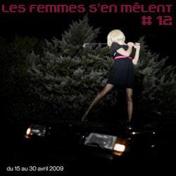 """Festival """"Les femmes s'en mêlent"""""""