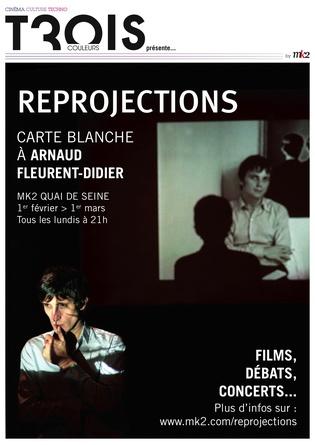 Arnaud Fleurent-Didier fait son cinéma