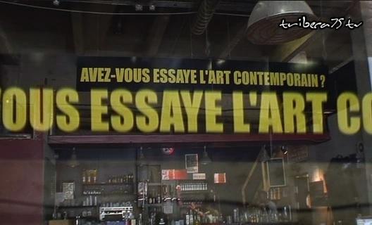 Lars Morell au Point Ephémère