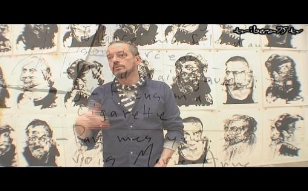 Stéphane Calais à l'Espace Claude Berri