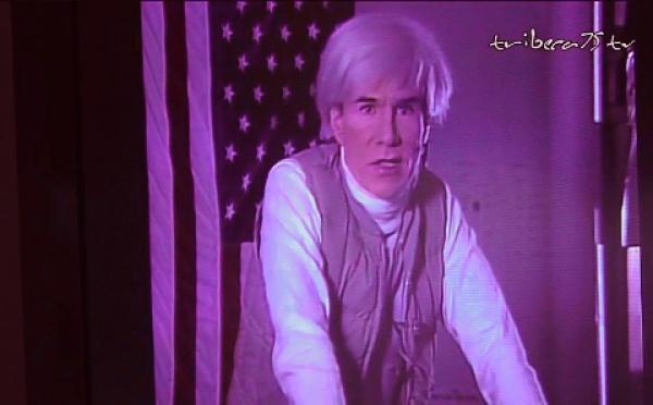 Warhol TV à la Maison Rouge