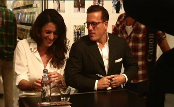 Rencontre avec The Sartorialist : Scott Schuman