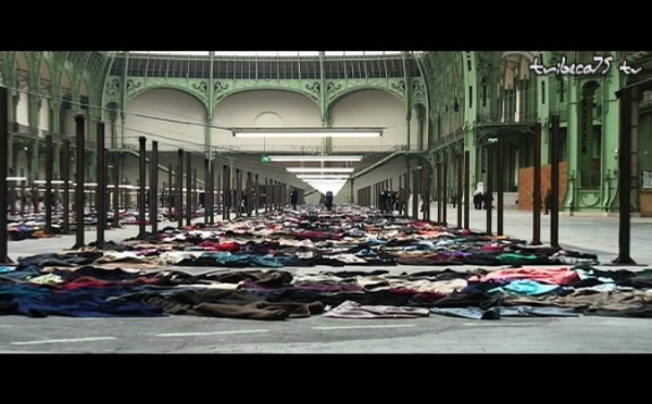 "Le ""Monumenta"" de Christian Boltanski"