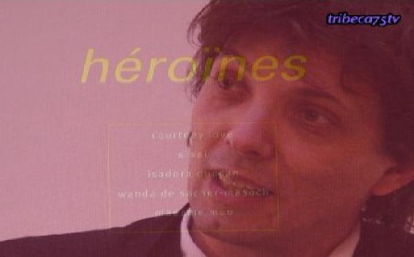 Christophe Fiat, auteur d''Héroïnes'