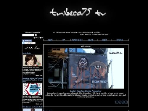 Tribeca75 TV